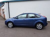 Ford Focus 2L Petrol Ghia. Only 62000 Miles