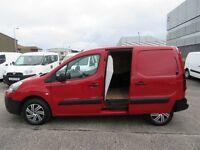 -- 2014 CITROEN BERLINGO 625 HDI LX -- 3 SEATER CAB --