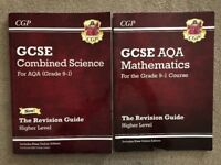 GCSE Revision Guides - Mathematics and Combined Science