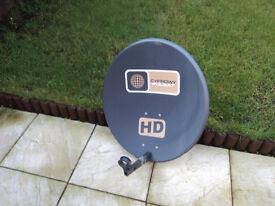 Satellite Dish Polsat