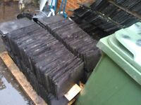 QUALITY RECLAIMED WELSH SLATE APPROX 1000