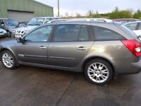 renault laguna parts from 5 cars petrol and diesel from 2002 t0 2008