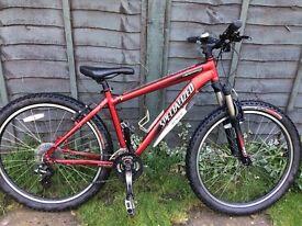 Specialized Hardrock Sport Mountain Bike Size Medium - excellent condition