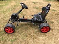 Kids Go Kart. Ferbedo Cross Racer 'BadBoy' age 5-11 yrs COST £299 when new