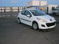 2010 Peugeot 207 - 1.4hdi - ONLY £30 ROAD TAX - GOOD CONDITION - BARGAIN £2495 - CHEAP CAR -