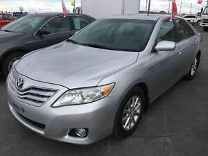 2010 Toyota Camry XLE CUIR TOIT OUVRANT MAGS