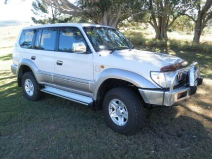 Toyota Prado Snowy 1999 - Immaculate Condition