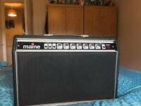 Maine guitar amp. Vintage made in England