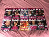 WWE WWF Power Slam Powerslam Magazines Job Lot Bundle x 75 Issues / Women of Wrestling 2003