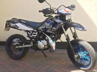 Yamaha dt r 125 x supermoto/enduro 06 stunning condition mot serviced Hpi clear