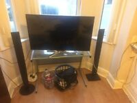LG Samsung surround sound *able to deliver *