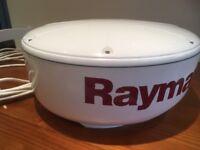 """Raymarine RD218 2kw 18"""" Radar Radome"""