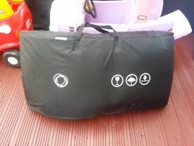 Bugaboo carry bag ideal for aeroplane etc