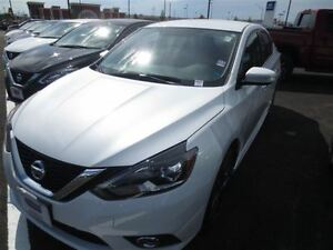 2017 Nissan Sentra 1.6 SR Turbo $SAVE OVER $4600