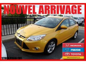 2012 Ford Focus SE / AIR CLIM / CRUISE / MAGS 16