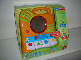 Leapfrog Bilingual Shapes and Melodies Piano