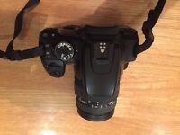 Canon EOS 400D - Sigma 28-70 lens - Canon Speedlite 300EZ Flash - Good Working Order