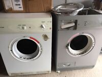2 tumble dryers