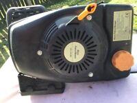 40cc petrol lawn mower engine