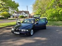 BMW 5 SERIES 525d SE Touring, Automatic, 152000 miles, 2003