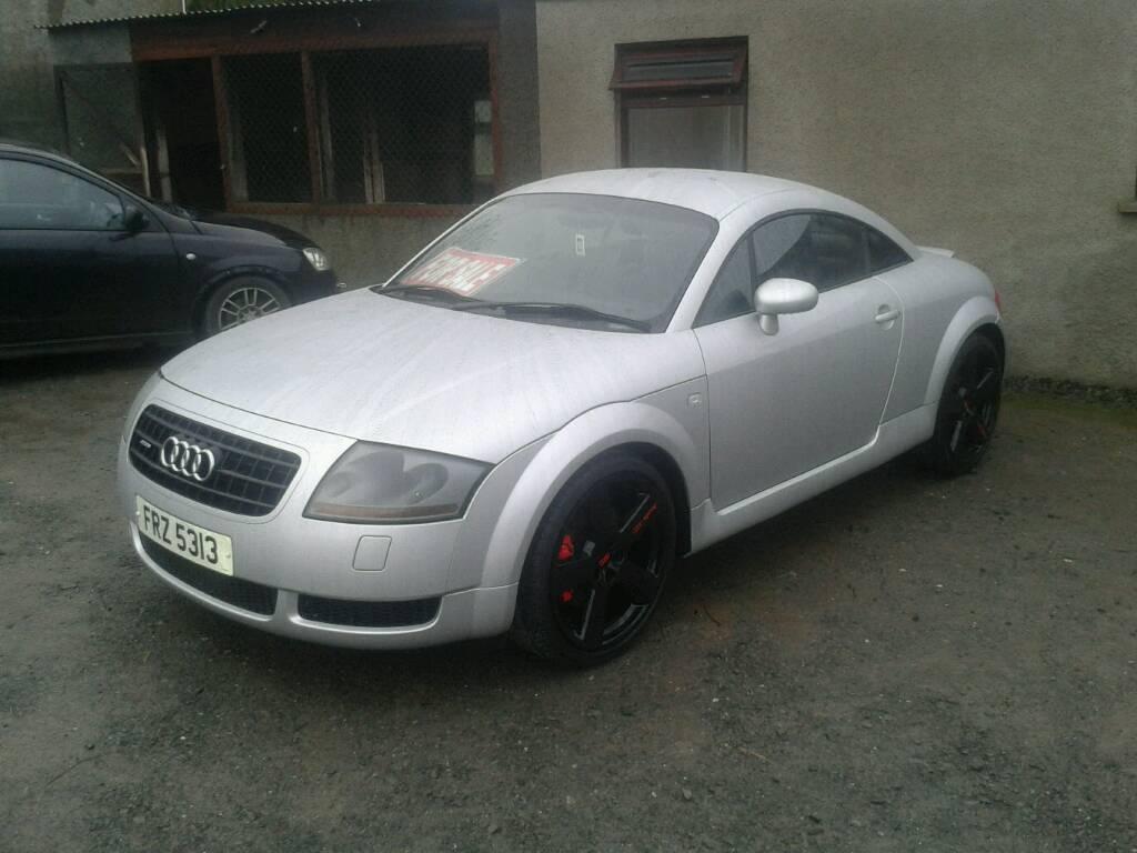 Audi tt 225 brake