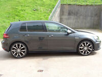 VOLKSWAGEN GOLF 2.0 GTD TDI 5d 182 BHP FULL MAIN DEALER SERVICE RECORD ++ 1 OWNER FROM NEW++