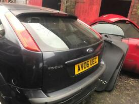 Ford Focus tailgate complete