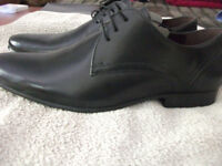 Mens Leather Shoes UK Size 11