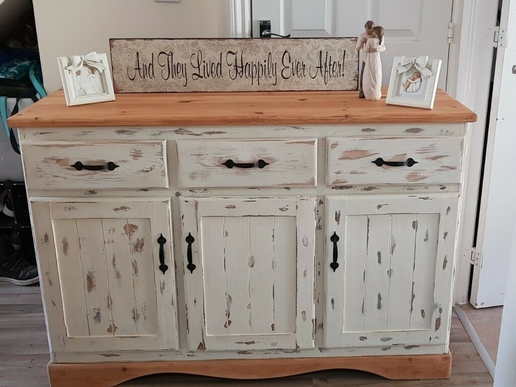 Shabby Chic Sideboard In Church Crookham Hampshire Gumtree