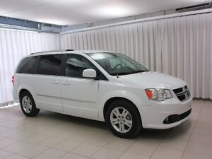 2016 Dodge Grand Caravan HURRY!! DON'T MISS OUT!! CREW 7PASS w/