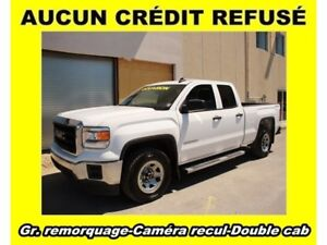 2015 GMC Sierra 1500 4X4 DOUBLE CAB CAMÉRA RECUL *GR. REMORQUAGE