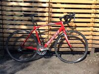 Specialized Allez road bike 56cm frame