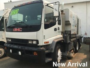2002 GMC Sweeper