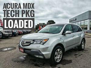 2009 Acura MDX Technology Package  FREE Delivery