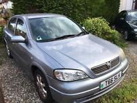 Vauxhall Astra 2003 Excellent Condition