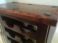 Wine rack/cabinet