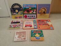 Baby and Children Books - New or As New condition