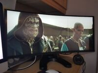 HP Z38c Ultra-Wide Curved Monitor
