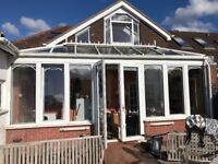 Conservatory for sale 6m x 2.5 m