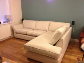 Large DFS Corner sofa