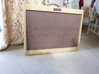 Fender Blues Deluxe guitar amp.