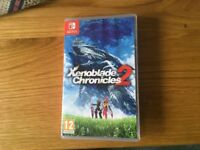 Nintendo Switch Xenoblade Chronicles 2 - Collect Only