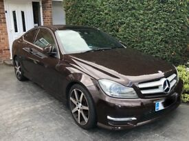 Mercedes Benz C220 CDI 2012 AMG Equipped