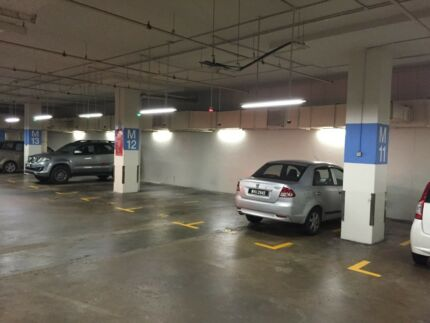 Undercover car park available for rent in CBD! Great location!