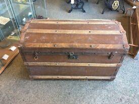 Vintage Travellers Trunk