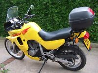 Honda Transalp XL600V, New Chain, sprockets, screen, brakes and front tyre. £1150 ono