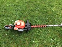 Mitox 750dx hedge cutter
