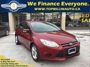 2013 Ford Focus SE with BLUETOOTH, Heated Seats