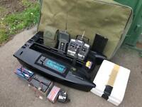 Angling Technics Microcat mk1 carp fishing bait boat