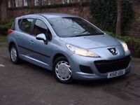 AA WARRANTY!!! 2010 PEUGEOT 207 SW 1.6 HDi FAP S 5dr (a/c) ESTATE, FSH, FROM ONLY £69pm £0 DEPOSIT